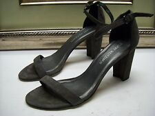Auth Stuart Weitzman Nearly Nude Ankle Strap Sandal Shoes Size 11 M