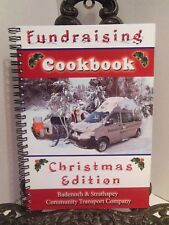 RARE LN Scotland Cookbook Badenoch and Strathspey Christmas Scottish Recipes
