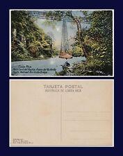 Central America Ferro Carril Del Pacifico Puente Del Rio Virilla Railroad Bridge