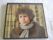 "BOB DYLAN's  ""BLONDE ON BLONDE"" MFSL 3LP Box Set 45rpm 180g SEALED! OOP! LOW #!"