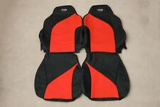 Custom Made 1994-1996 C4 Corvette Sport Seat Covers Real Leather more color