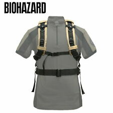 Resident Evil 5 Biohazard BSAA Chris Harness Belet Set Game Capcom Cosplay Japan