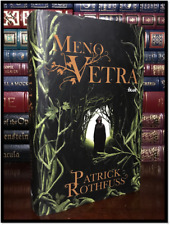 The Name of the Wind ✎SIGNED✎ by PATRICK ROTHFUSS Slovak Hardback 1st Printing