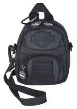 Harley-Davidson Midnight Mini-Me Small Backpack - Black 99669-MIDNIGHT
