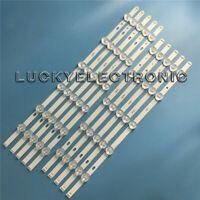 T550HVF04.2 LED Backlight Strips (10) 55LB5900-UV 55LF6000-UB 55LF6100-UA for LG