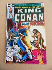 King Conan 1. John Buscema - Marvel 1980 -   VF / VF +