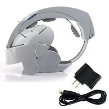 Electric Head Massager Brain Massage Relax Acupuncture Points Gray Fashion Hot