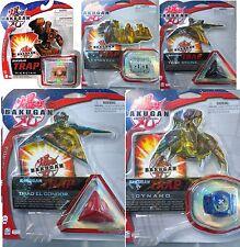 Bakugan Trap Triad Lotto lot 5 pezzi  nuovo giocattolo toys collezione