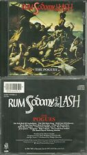 CD - THE POGUES : RUM SODOMY AND THE LASH