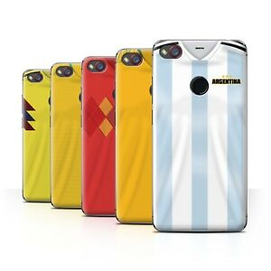 STUFF4 Back Case/Cover/Skin for ZTE Nubia Z11 Mini/World Cup 2018 Football Shirt