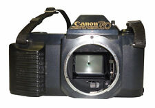 Canon Film Cameras with Built - in Flash