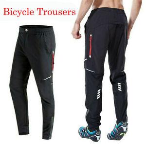 Men's Cycling Pants Cycling Waterproof Pants Bike Bicycle Windproof Trousers