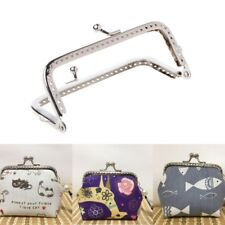 1PC Square Metal Frame Kiss Clasp For Handle Bag Purse DIY Accessories 10cm
