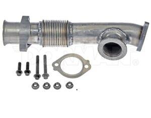 For Ford F-250 Super Duty 6.0L V8 Turbocharger Up Pipe Passenger Right Dorman