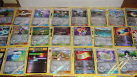 Pokemon 100 Card Trainer Lot - Trainers Stadiums Items Supporters Sun & Moon XY