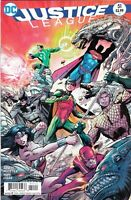 DC COMIC JUSTICE LEAGUE #51  NM UNREAD #92562-11 BR1