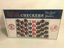Checkers Classic Rival Edition Boston Red Sox New York Yankees MLB Game Helmets