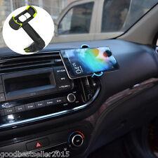 Car Vent Outlet Universal Phone Holder Cradle Scalable Rocker Arm Bracket Clip