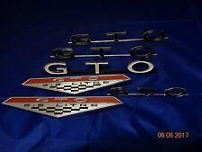 1964-67 GTO New Emblem Kit!