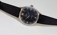 RARE ANNI'60 Omega Seamaster Quadrante Nero cal:354 Auto Paraurti Man's Watch