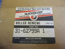 Mercury Marine Quicksilver OEM New bearing 31-62799A1  #8059