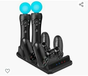 Ps4 controller and motion controller docking Station