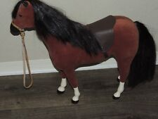 American Girl Doll Felicity's HORSE Penny VERY GOOD CONDITION!