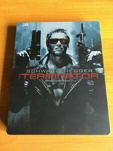Terminator 1 German Blu-Ray Steelbook
