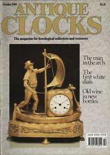 Eadley Norton Verge.  Gustav Becker, Freiburg. Clocks. Clapham.  A4.1253