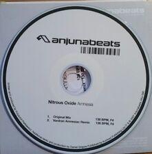"Nitrous Oxide ""Amnesia"" * Vardran Amnesiac Remix / ANJ-095"