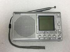 Ando S11-896D FM AM Portable Digital Radio - Works Great