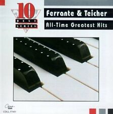 All-Time Greatest Hits - Ferrante & Teicher (1994, CD NIEUW)