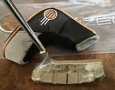 """New Sizemore Collection Signature KB-1 Ltd. Milled Putter 34"""" 1st Run 241/250"""