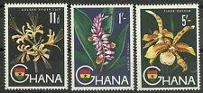 BLUMEN/ Ghana MiNr 56/57+59 **