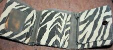 Camouflage Wallet (Canvas Material)