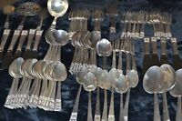 Coronation 1936 Pattern Silverplate Flatware By Oneida Community