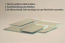 Spiegel auf Maß Zuschnitt Wandspiegel nach Maß 3+4+6 mm Wunschmaß Spiegelfliesen