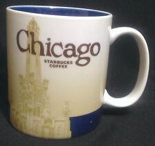 Starbucks City Mug - Chicago - 16oz, 2012 CITYMUG Collector Series