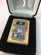 2018 Limited Edition Zippo Car 20th Anniversary - Rare 080/100 Armor Museum