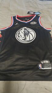 Rare Luka doncic all star Nike Dri Fit jersey size 48 which is equivalent to L