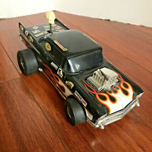 1985 MATCHBOX SKULL SHIFTER 1957 Chevrolet 57 Chevy Battery Operate RARE WORKS!