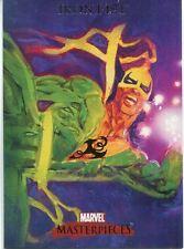 Marvel Masterpieces 2007 Base Card #42 Iron Fist