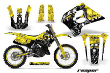 Suzuki RM 125 Graphic Kit AMR Racing # Plates Decal RM125 Sticker Part 93-95 RPY