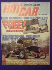 HOT CAR - 800HP ROD TEST - July 1978 vol 11 #4