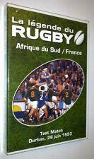 DVD NEUF RUGBY AFRIQUE DU SUD - FRANCE 26 JUIN 1993