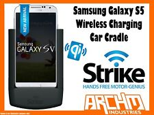 STRIKE ALPHA SAMSUNG GALAXY S5 WIRELESS CHARGING CAR CRADLE - PROTECT HOLD