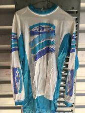 Vintage JT Racing Jersey Blue L
