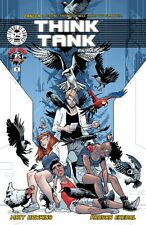 Think Tank Vol 5 #1 Cover A Comic Book 2017 - Image
