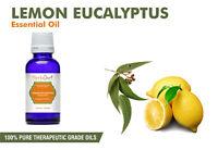 Lemon Eucalyptus Essential Oil 100% Pure Natural Aromatherapy Therapeutic Oils