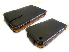 Tasche für Handy Iphone 3g 3gs Schutz Hülle etuis Case PU Leder GreenGo